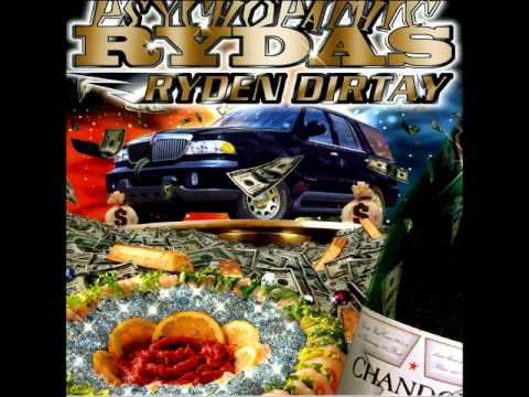 Psychopathic Rydas - Ryden Dirtay (FULL ALBUM)