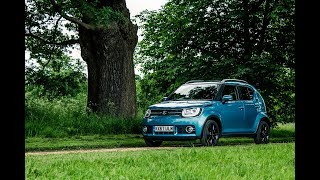 The 'ULTIMATE' Baby City SUV? Suzuki Ignis SZ5