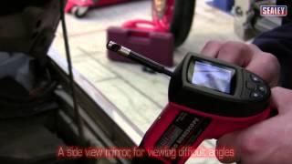 sealey vs8196 video borescope