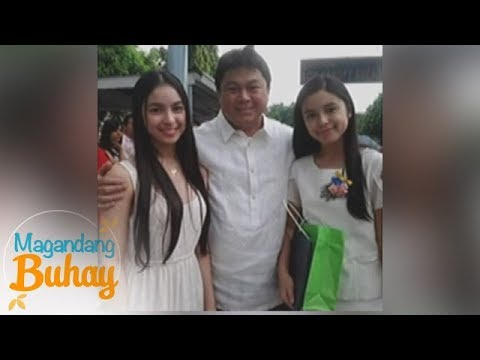 Magandang Buhay: Dennis admits that he's touched when his daughter invited him