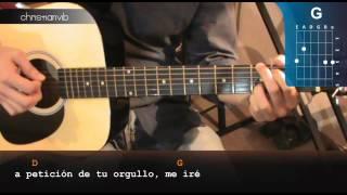 cmo tocar tatuajes en guitarra acustica hd acordes christianvib