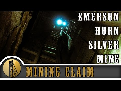Emerson Horn Silver Mine - Utah - Gold Rush Expeditions - 2015