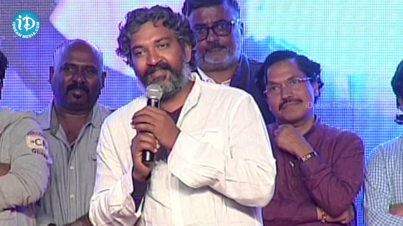 SS Rajamouli : I Am Eagerly Waiting for I Movie Release | I Movie Telugu Audio Launch