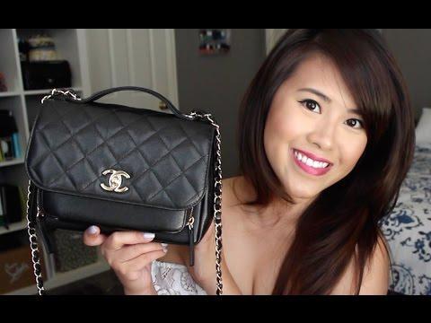 dfa558db85b CHANEL Bag Reveal + Surprise Reveal - YouTube