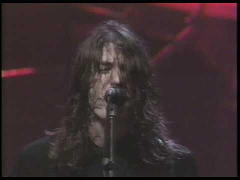 [HD] Foo Fighters - I'll Stick Around (1995 LiVE tv)