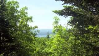 The Vermont Long Trail; VT/MA Border - Route 140 (6/18/13-6/24/13)