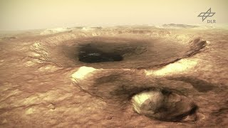 Martian crater named after German planetary scientist