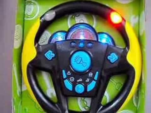11135 игрушка руль для игры в автомобиле