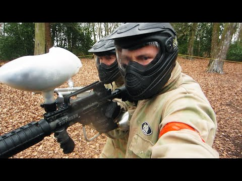 ULTIMATE PAINTBALL BIRTHDAY