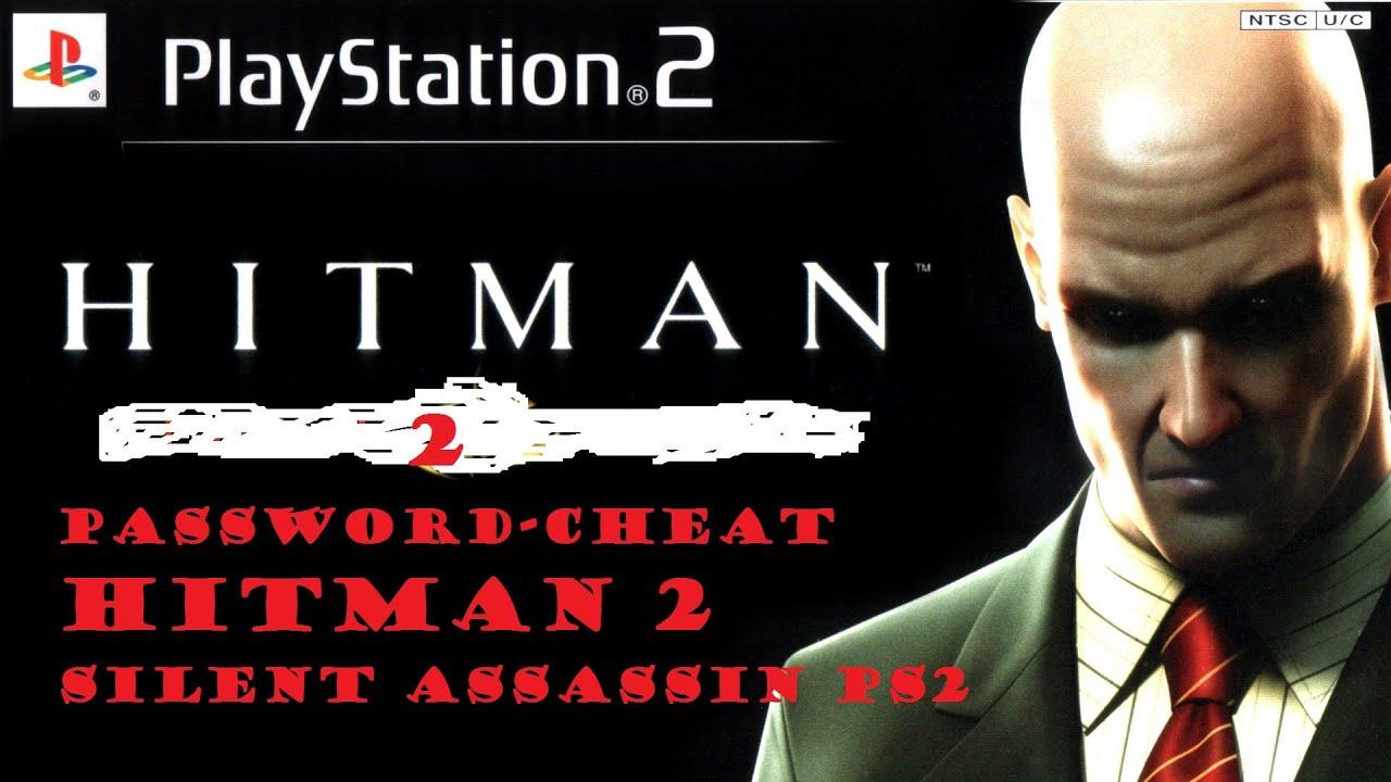 Password Cheat Hitman 2 Silent Assassin Ps2 Youtube