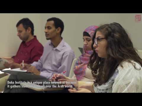 فيديو تعريفي بمعهد الدوحة للدراسات العليا 2016 Doha Institute for Graduate Studies Corporate Video