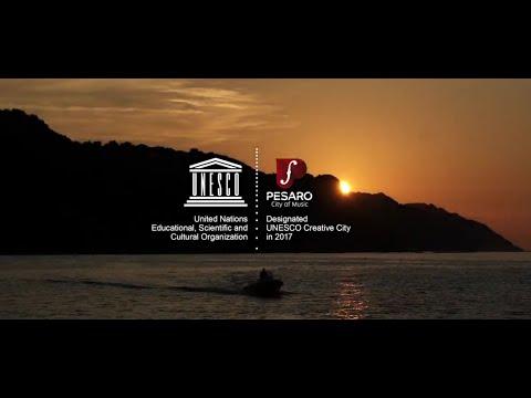 Video con cui Pesaro si è presentata alla BIT2019 di Milano.