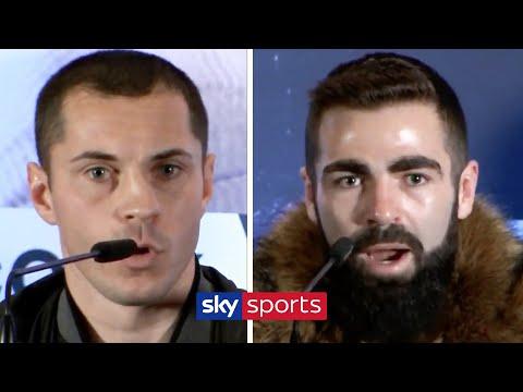 SCOTT QUIGG VS JONO CARROLL! 🥊| Live Press Conference