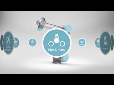 Universal Robots - easy automation with collaborative robots