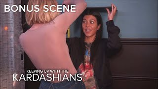 KUWTK | How Tall Is Kourtney Kardashian? | E!