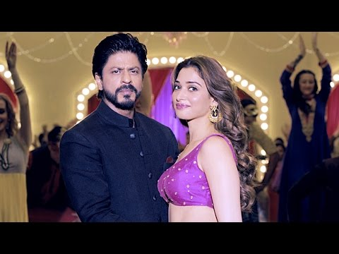 SRK's New Tv Ad - Shahrukh Khan's Ethnic Wear Ad with Tamannaah Bhatia for Yepme.com