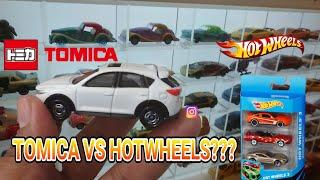Diecast Tomica Atau Hotwheels? Hunting Mainan Mobil Di Kidz Station
