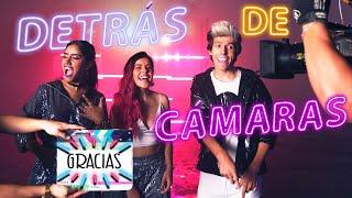 GRABANDO VIDEOCLIP DE GRACIAS. DETRÁS DE CÁMARAS | LOS POLINESIOS