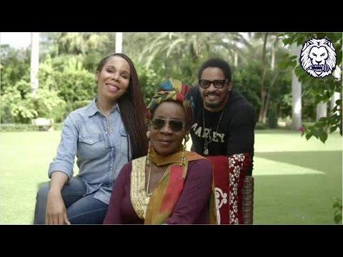 RIP Bob Marley: Rita Marley and Family Discuss New Marijuana Brand, Marley Natural