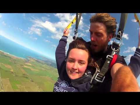 Alex Craig at Skydive Goolwa