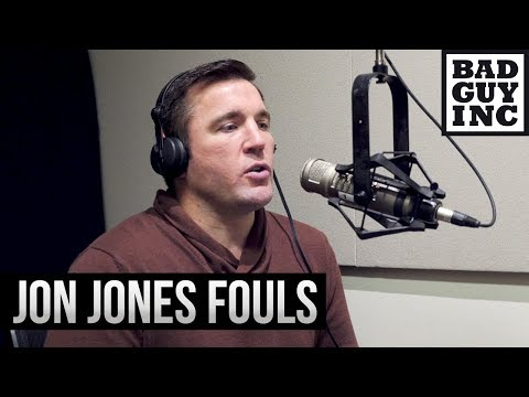 Re: Jon Jones fouls...