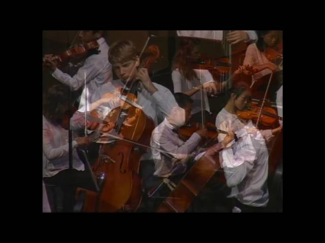 03   Holmes Intermediate Orchestra   Pachelbel Canon Pachelbel
