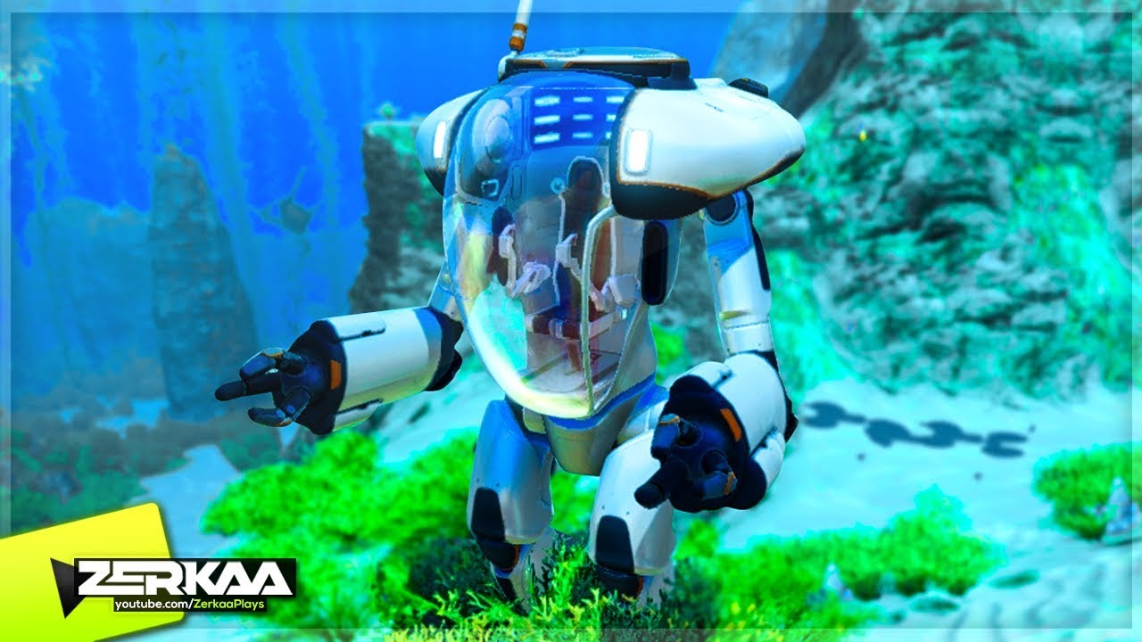 Building The Prawn Suit Subnautica 12 Youtube Today in subnautica we finish up getting what we need from the aurora and head back to base where we build our first prawn suit then make some upgrades for it. building the prawn suit subnautica 12
