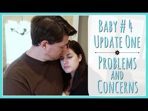 Pregnancy Update:  Subchorionic Hemorrhage and Growth Concerns   Baby Number 4 #KyleandCourt