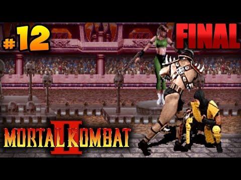 Mortal Kombat 2 (Scorpion) • Walkthrough Playthrough (Full Game) • Cap. 12 thumbnail