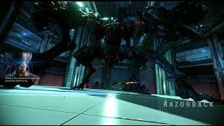 Warframe (Story) - Razorback Armada