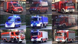 🎄 [1. Advent Special] Großübung Marktredwitz [Feuerwehr, BF Cheb, THW & Rettungsdienst im Einsatz]