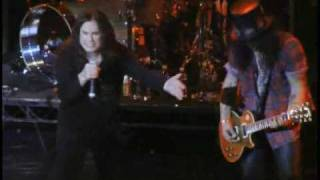 """Billy Idol's """"Rebel Yell"""" performed live and Ozzy Osbourne rocking out!"""