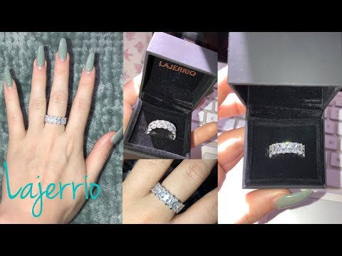 Lajerrio Jewellery Unboxing and Review | Nina Williams