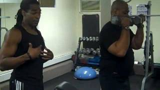Functional fitness training done our way