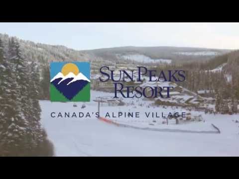 Explore Winter Sun Peaks Resort 2016
