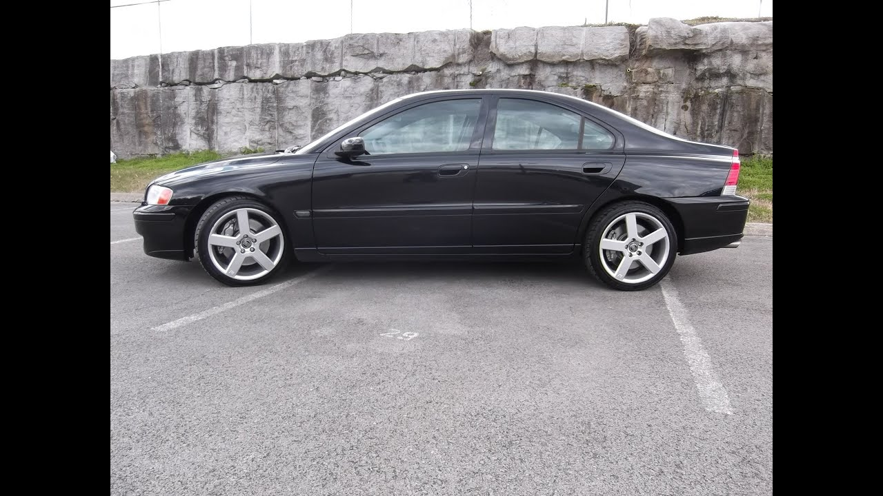 Ford Of Murfreesboro >> SOLD! 2005 VOLVO S60 R AWD 2.5 300HP 48K BLACK SAPHIRE AT FORD OF MURFREESBORO 888-439-1265 ...