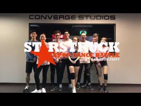 ||Starstruck K-Pop Dance Battle - Auditions|| - MisFits