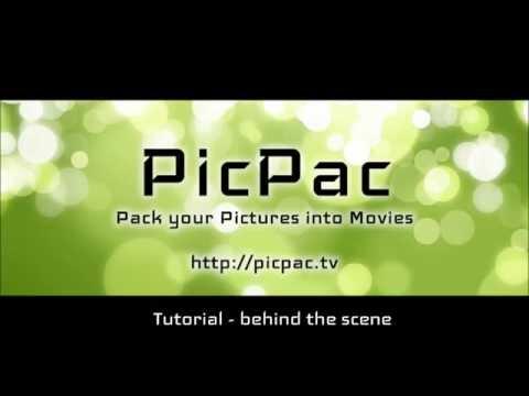 PicPac - Demo video and tutorial #picpac