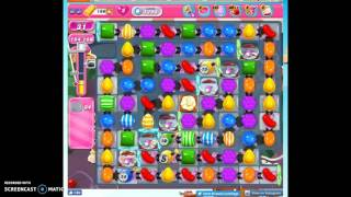 Candy Crush Level 1298 help w/audio tips, hints, tricks
