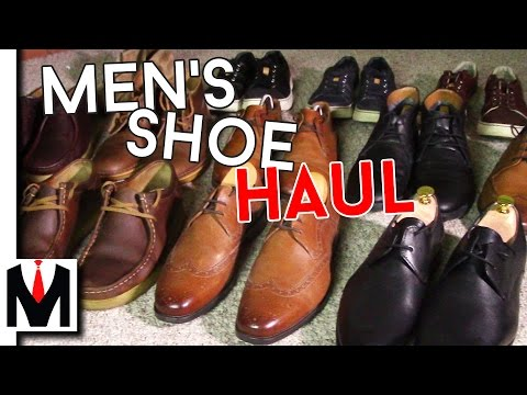 My Massive Shoe Collection | Mens Style Footwear Haul