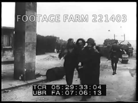 WW2 Dieppe Raid 221403-20 | Footage Farm