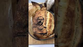 Рисунок на Хлебе Эден Араз shorts Рецепт хлеба в описании