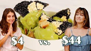 $4 Vs. $44 Vegan Ice Cream