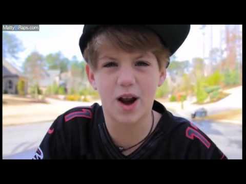 MattyB - Never say never (Fan Video)
