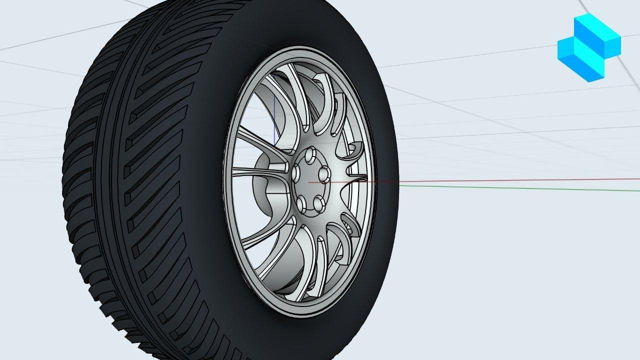 Rim   Advanced 3D modeling tutorial   Shapr3D - Rim   Advanced 3D modeling tutorial   Shapr3D