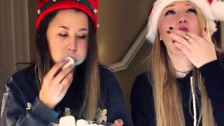 Chubby Bunny Challenge w/ My Best Friend Thumbnail
