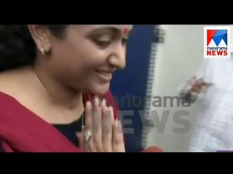 Kavya Madhavan and Meenakshi visits Dileep in jail   Manorama News