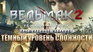 The Witcher 2: Assassins of Kings | Прохождение на тёмном уровне сложности #1