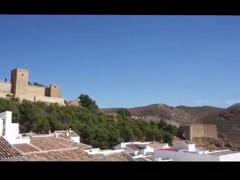 Antequera, Spain. Andrei Krylov guitar music from cd Tango and Romance Flamenco