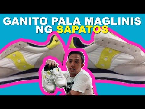 Paano Maglinis ng Ukay Ukay Shoes | Linisin ang Second Hand na Sapatos